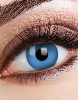 All Blue UV Linser (Lyser i Black Light)