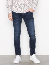 Solid Joy 2 Stretch Jeans Jeans Denim