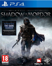 Middle-Earth: Shadow of Mordor - Sony PlayStation 4 - Action