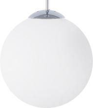 Kattovalaisin lasinen valkoinen BARROW S