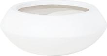 Kukkaruukku valkoinen 35 x 35 x 19 cm ISEO