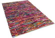 Värikäs puuvillamatto 80x150 BAFRA