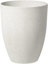 Kukkaruukku 43x43x52 cm luonnonvalkoinen CROTON
