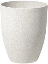 Kukkaruukku 35x35x42 cm luonnonvalkoinen CROTON