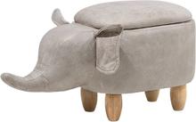Rahi vaaleanharmaa ELEPHANT