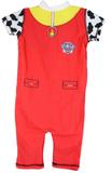 Paw Patrol Marshall pojkar 50 + UV skydd baddräkt