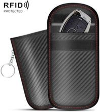 RFID Nyckelfodral 2-pack