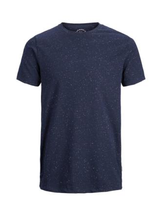 JACK & JONES Basic T-shirt Men Blue