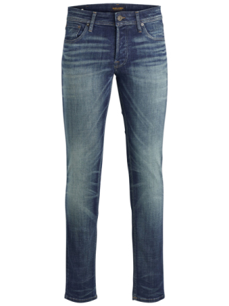 JACK & JONES Glenn Original Jj 103 Noos Slim Fit Jeans Men Blue