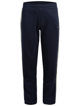 JACK & JONES Side Stripe Boy's Sweat Pants Men Blue