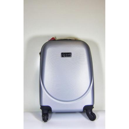 Mała walizka (XS) Wings 310 Srebrna