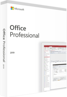 Microsoft Office Professional 2019 (Download)
