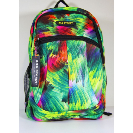 Plecak Bag Street 4237-1 Kolorowy