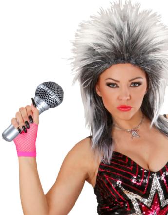 Oppblåsbar Mikrofon - 25 cm