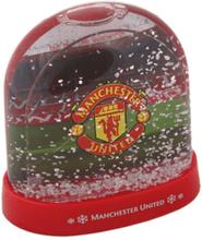Manchester united snöglob stadium