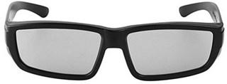 3D Briller - Plastikbriller - Pakke med 2 Stk.