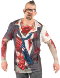 Zombie T-Shirt med tryck