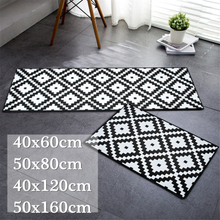 Weiche Anti-Rutsch-Tür Blanket Teppich Teppich Küche Bodenmatte Indoor Outdoor Decor