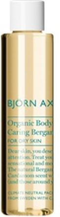 Organic Body Oil Caring Bergamot & Vanilla 100 ml