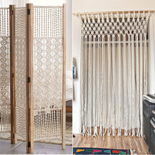 1000g 4-6mm Makramee Baumwolle Seil Schnur DIY Werkzeuge Saiten für Home Deco Garten