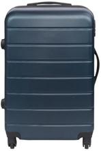 Kuffert eksklusiv - Kuffert i blå - Hard case letvægtskuffert