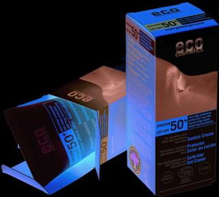 Eco Cosmetics   Solkräm SPF 50+ EKO