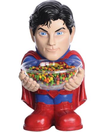 STOR Lisensiert Superman Figur med Skål 53 cm
