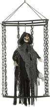 Caged Reaper - 65 cm Figur med Lyd, Bevegelse og Lys