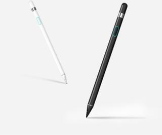 Pen til Apple ipad, hvid