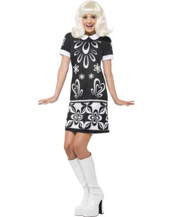 60's Blossom Girl - Kostym