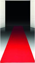 450x60 cm Rød Løper - VIP Party