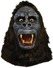 King Kong Lyxmask av Latex med Hår