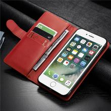 Frauen Herren Multifunktionale iPhone7/7Plus/6/6s/6Plus/6sPlus PU Leder Handytasche Geldbörse Kartenbehälter