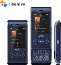 Sony Ericsson W595 Refurbished-Original Unlocked W595 FM Radio 3.15MP Camera Good Quality Cellphone Free Shipping