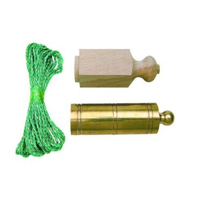 Skandia Spole med tråd 30 mm