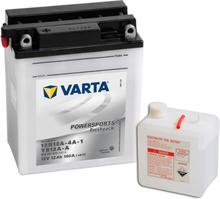 Varta Motorcykelbatteri Powersports Freshpack YB12A-A