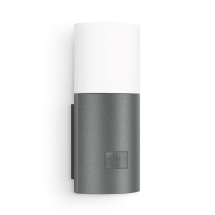 Steinel Ylös Valaiseva Sensorivalo L 900 LED 576301 Harmaa
