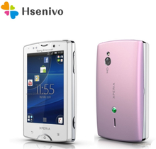 Sony Ericsson Xperia mini ST15 Refurbished-Original unlocked Mobile Phone ST15i 3G WIFI GPS 3MP Camera Android 4.1 Phone