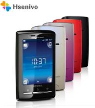 Sony Ericsson Xperia X10 mini E10i Refurbished-Original unlocked E10 Mobile Phone 3G WIFI GPS 5MP Phone