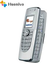 Nokia 9300 refurbished-Original Unlocked Nokia 9300 Flip GSM Mobile Phone Symbian 7.0s With Multi-language Free shipping