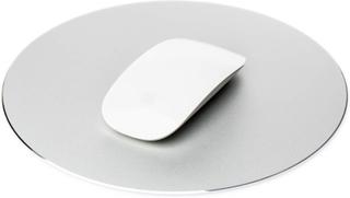 Desire2 Musmatta Premium Aluminium Rund Silver