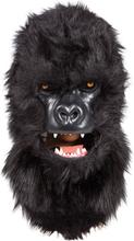 King Gorilla - Lyx Mask med Rörlig Käke