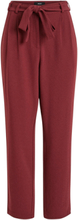 OBJECT COLLECTORS ITEM Ancle Trousers Women Brown