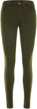 VERO MODA Seven Nw Ankle Jeans Women Green
