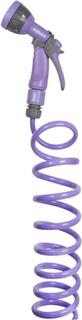 Hozelock Seasons Spiralslang startkit 10 m lila 6800 8340