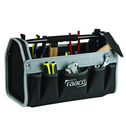 Raaco åben værktøjskasse 760362, 16