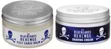 The Bluebeards Revenge Shaving Cream & Post Shave Balm 2 x 100 ml