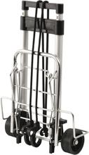 Outwell Säckkärra Balos Telescopic Transporter silver aluminium 650304