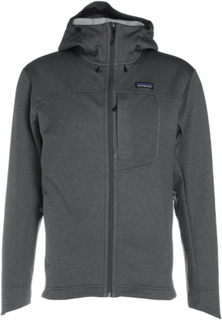 Patagonia MS UKIAH Fleecejakker forge grey