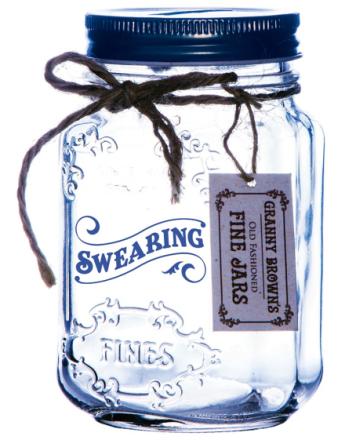 Swearing Fines - Sparbössa